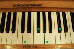 klaver-dmaj