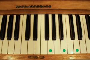 klaver-gdur